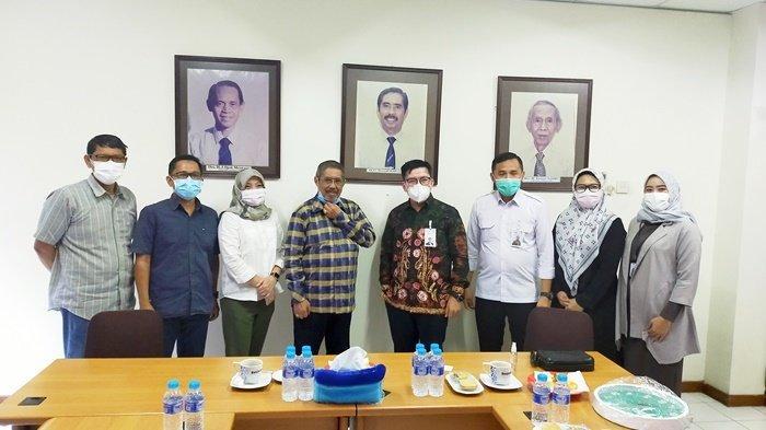 Pimpinan Bank Syariah Indonesia ke BPost, Sebut Masuk 7 Besar Perbankan Nasional