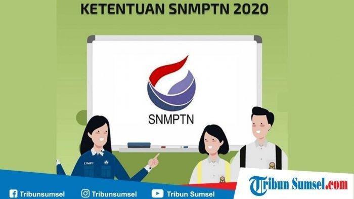 DIBUKA Hari Ini, Pendaftaran SNMPTN 2020 Bisa Diakses Pukul 14.00 WIB, KLIK www.snmptn.ac.id