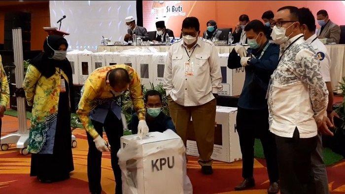 Hadapi Sidang PHPU Pilgub Kalsel 2020 di MK, KPU Kalsel Gandeng AnP Law Firm