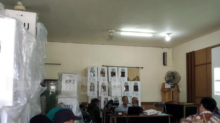 PPK di Banjarmasin Mulai Gelar Rekapitulasi Suara Pemilu 2019, Saksi Turut Memantau
