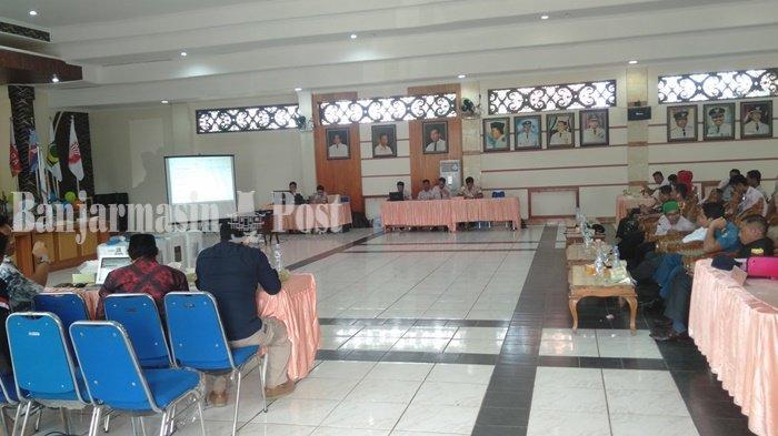 Pasangan 01 Jokowi-Maruf Amin Ungguli Prabowo-Sandi di Sejumlah Kecamatan di Kotabaru