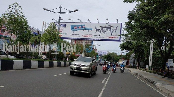 Masih Temui Reklame Tanpa Izin di Kota Banjarmasin, DPMPTSP Berencana Bentuk Badan Pengawasan