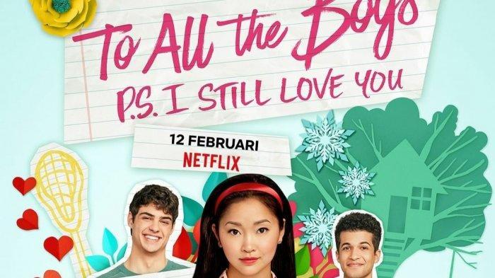 Rekomendasi Film Valentine 2020 dan Bisa Ditonton di Netflix, Dari Kissing Booth Hingga Perfect Date
