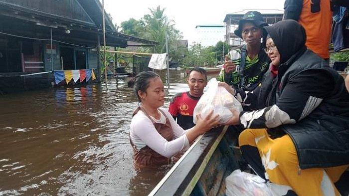 Aliansi Tabalong Peduli Banjir Kalteng Akan Salurkan Lagi Bantuan, Prioritaskan Ratusan Selimut