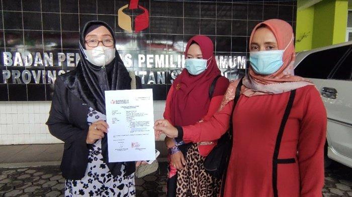 Relawan BirinMu Laporkan Denny Indrayana ke Bawaslu Kalsel