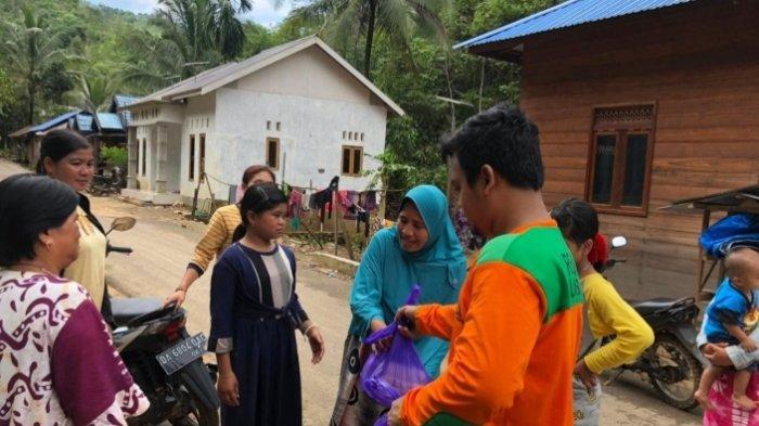 Terkena Longsor Lagi, Kampung Mualaf di Patikalain HST Butuh Bantuan Air Bersih