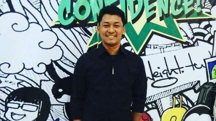 Redaktur Banjarmasinpost.co.id Rendy Nicko Ramandha