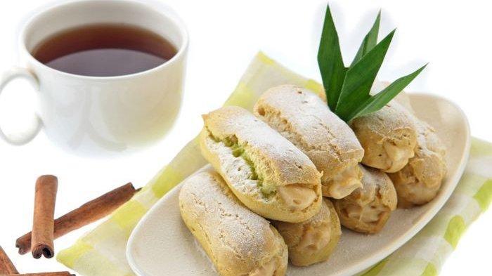 Resep Eclair Pandan Enak, Variasi Takjil Enak untuk Berbuka Puasa Ramadhan 1442 H