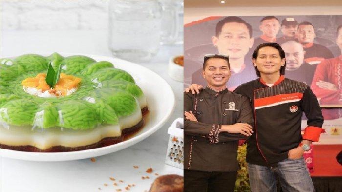 Resep Puding Cendol Ala Chef Agus Sasirangan, Inspirasi Hidangan di Idul Fitri 2020