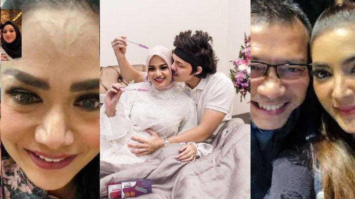 Kehamilan Aurel Diumumkan Atta Halilintar, Krisdayanti Sentil Lailatul Qadar & Ashanty Sebut Tokcer