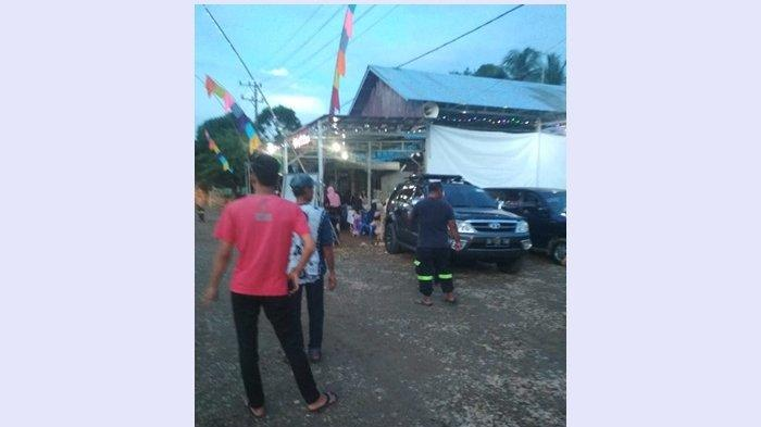 Sepanjang Jalan A Yani di HST di Penuhi Rest Area Bagi Jemaah, Pantia Juga Siapkan Makanan
