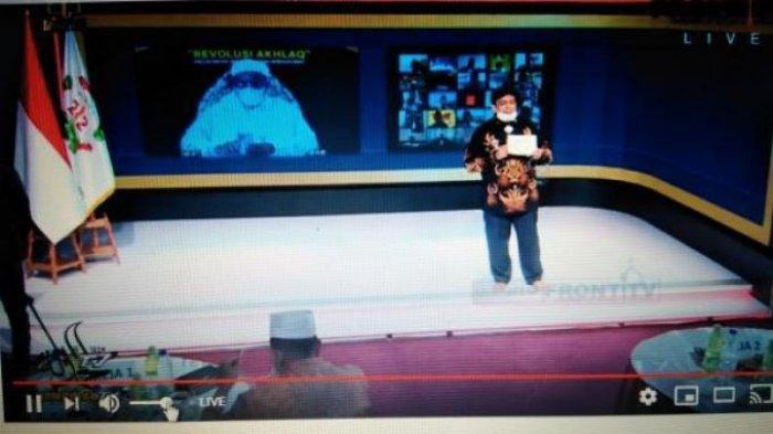 Digelar Virtual, Reuni 212 Dihadiri Rizieq Shihab, Din Syamsuddin  Hingga Anggota DPR