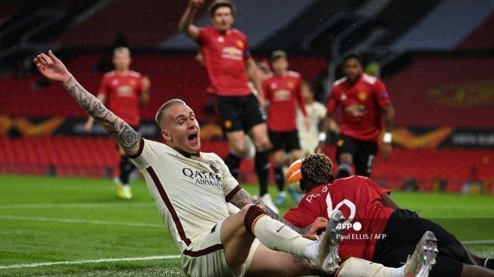 Dibantai Man United di Babak Kedua, Pelatih Roma Sebut Kehabisan Jatah Pergantian Pemain Jadi Alasan