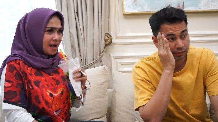 Rieta Amilia tak setuju dengan usulan Raffi Ahmad soal nama anak kedua