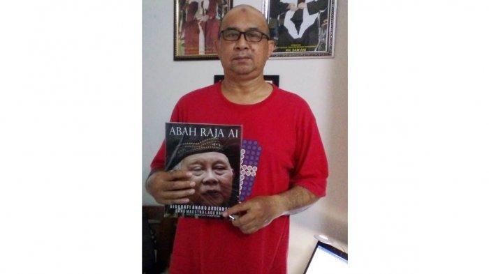 Mengupas Buku Kehidupan Maestro Lagu Banjar, sang Ayah Dibawa Tentara Jepang dan Tak Kembali