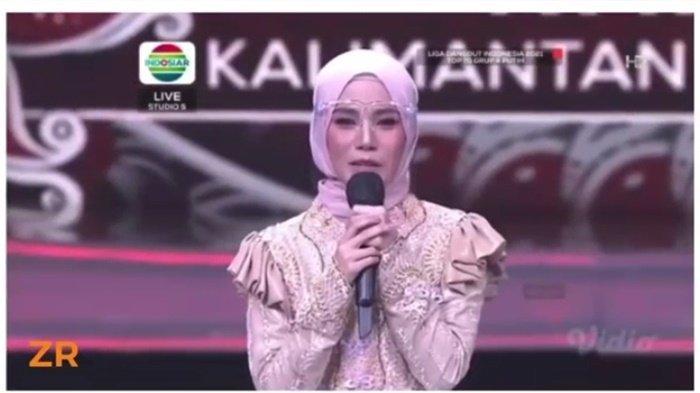 Lolos ke Babak Selanjutnya Lida 2021, Penampilan Rita ...