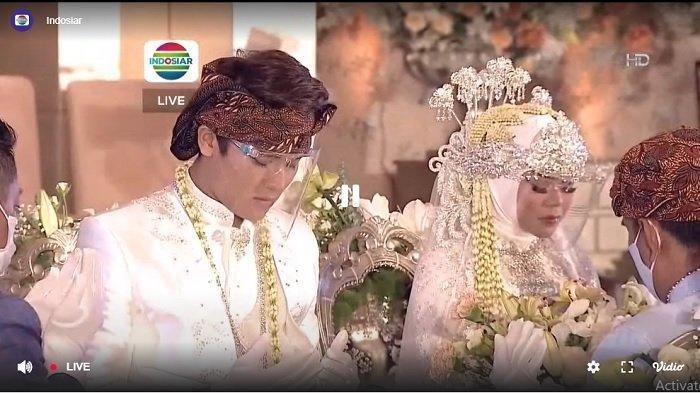 Emas yang Didapat Shireen Sungkar Bikin Syok, Seusai Hadiri Pernikahan Lesti Kejora & Rizky Billar