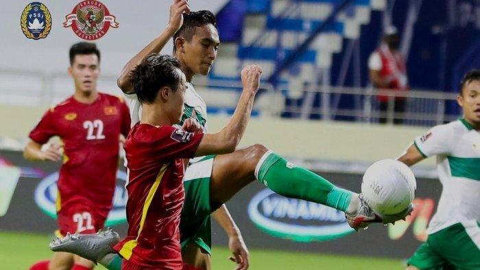 Fakta di Balik Permainan Keras Timnas Indonesia Kontra Vietnam, Shin Tae-yong : 'Kemauan Pemain'