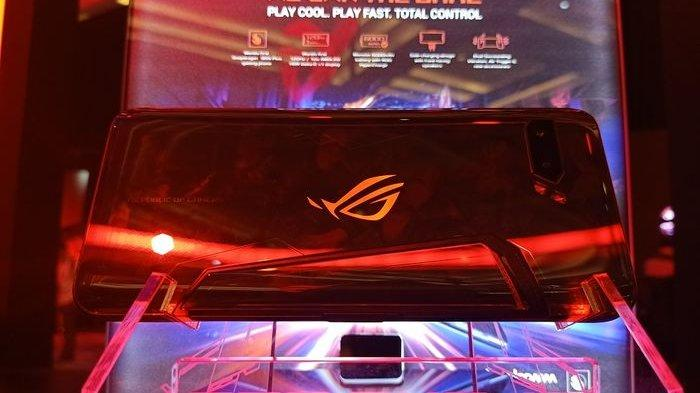 Asus Resmi Meluncurkan ROG Phone II di Indonesia, Ponsel Gaming yang Serba Ada