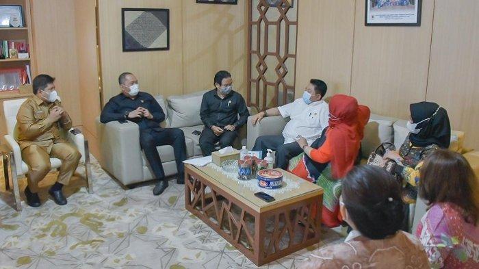 Kunjungi Dewan Kalsel, DPRD Kalteng Konsultasikan Raperda Cagar Budaya