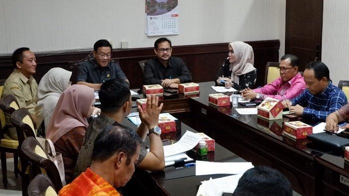 Komisi II DPRD Kalsel Inginkan PDAM Bandarmasih dan Intan Banjar Contoh PDAM Surya Sembad