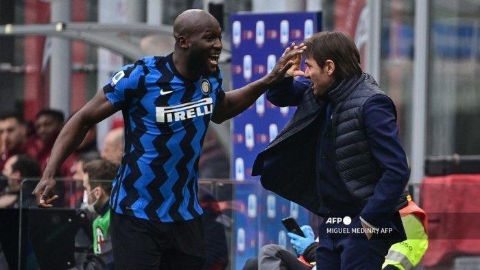 Conte Bereaksi Saat Inter Milan Disebut Raih Scudetto, AC Milan & Juventus Imbang di Liga Italia