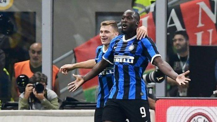 Hasil Liga Italia Bologna Vs Inter, Cetak Dua Gol, Romelu Lukaku Samai Rekor Ronaldo