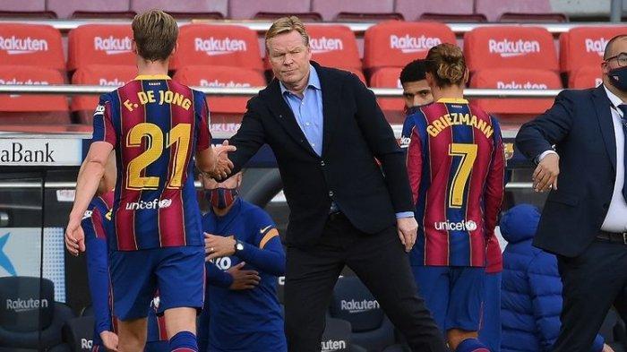 Barcelona vs Cadiz Liga Spanyol Live Bein Sports 1, Koeman Yakin Messi cs Bangkit Usai Dibantai PSG