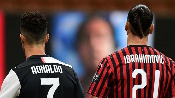 Juventus Vs Cagliari Live Rcti Kans Cristiano Ronaldo Susul Zlatan Ibrahimovic Banjarmasin Post
