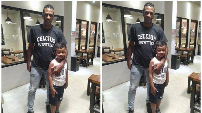 Idolakan Jonas Gonçalves Oliveira, Ronie Namakan Putranya Jonas, Kini Sang Anak Berjuluk