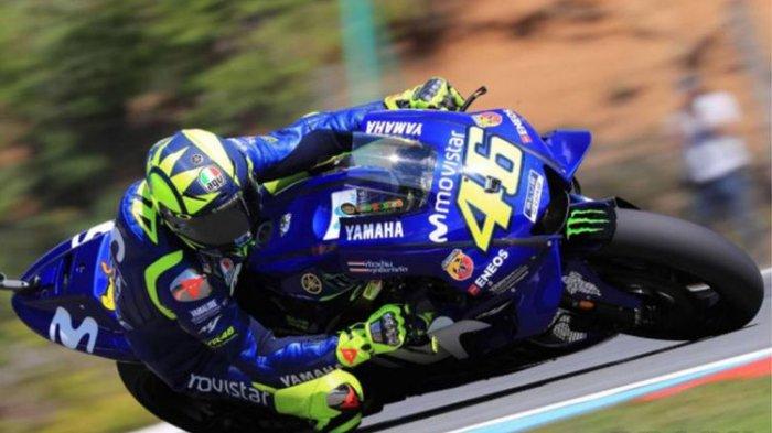 Jadwal & Klasemen MotoGP Aragon Spanyol 2018 Live Trans 7, Valentino Rossi Dipasok Motor