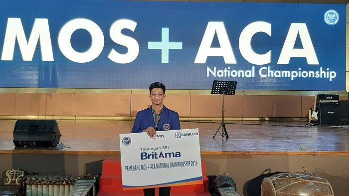 Mahasiswa UTY Wakili Indonesia Pada Kompetisi IT di New York AS