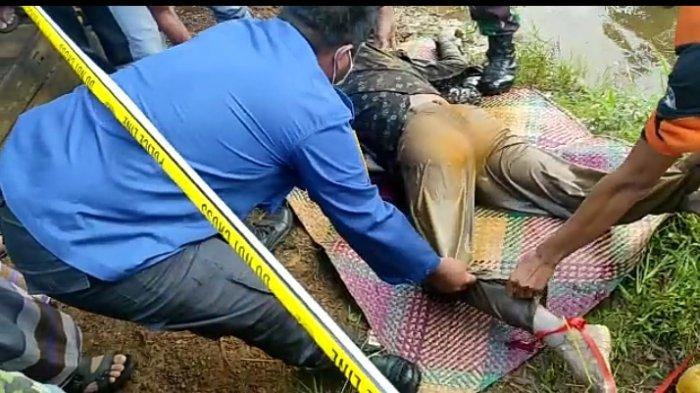 Temuan Mayat di Kalibesar, Polisi Sebut Tidak Ada Tanda Kekerasan di Tubuh Korban