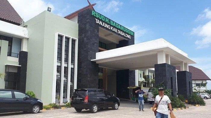 Disterilkan, Layanan IGD RSUD H Badaruddin Kasim Tanjung Ditutup Selama Dua Hari