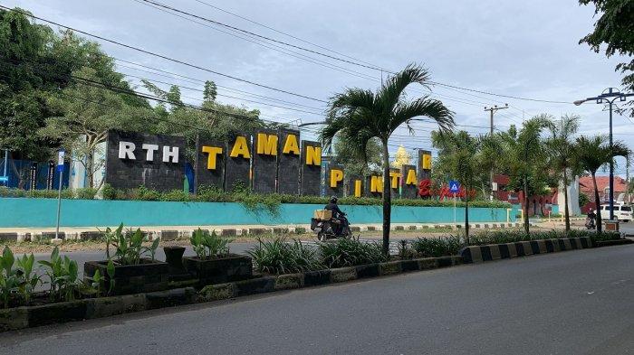Kalselpedia - RTH Taman Pintar Kota Banjarbaru Kalsel