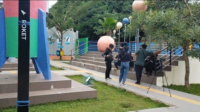 RTH Taman Pintar Kota Banjarbaru, Dulunya Kumuh Kini Jadi Taman Primadona