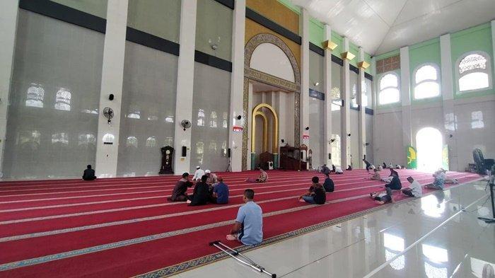 Menag Larang Tempat Ibadah di Zona Merah dan Oranye Buka, Kemenag Banjarbaru Minta Prokes Dipatuhi