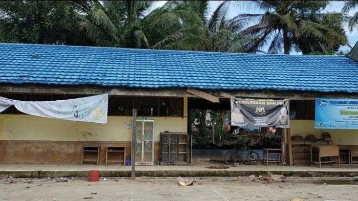 Pasca Rusak Diterjang Banjir Bandang, Orantua Berharap Gedung SDN Baru Dipindah ke Tempat Tinggi