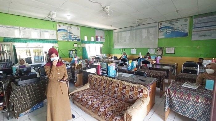 KalselPedia - Ada Ekskul Seni Lukis di SMAN 2 Paringin Kabupaten Balangan
