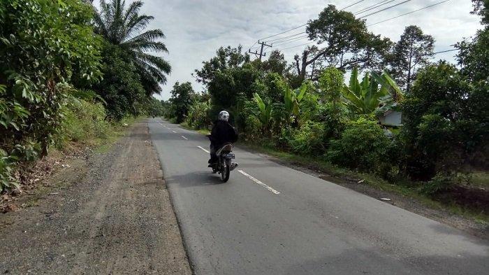 Balai Besar Kembali Usulkan Pelebaran Jalan Rantau Bedauh Batola Sepanjang 2,3 Kilometer