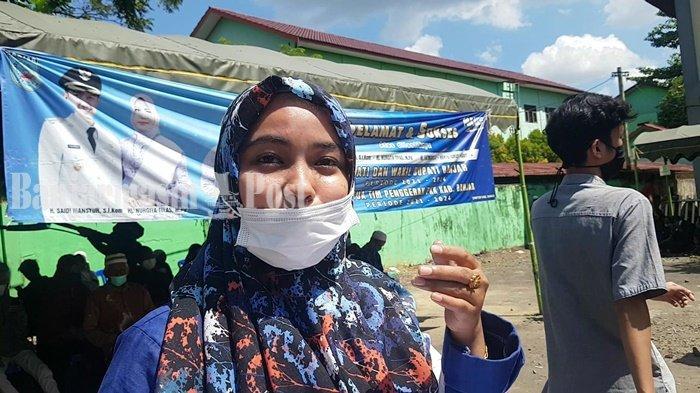PSU Pilgub Kalsel, Aparat Desa Pematang Danau Ini Khawatirkan Warga Tak Bisa Coblos