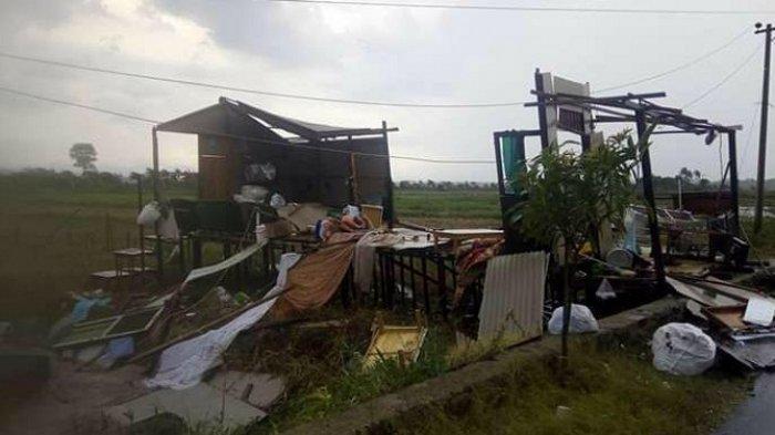 Puting Beliung Mengamuk Selama November di Kabupaten Banjar, BPBD Catat Terjang 19 Desa