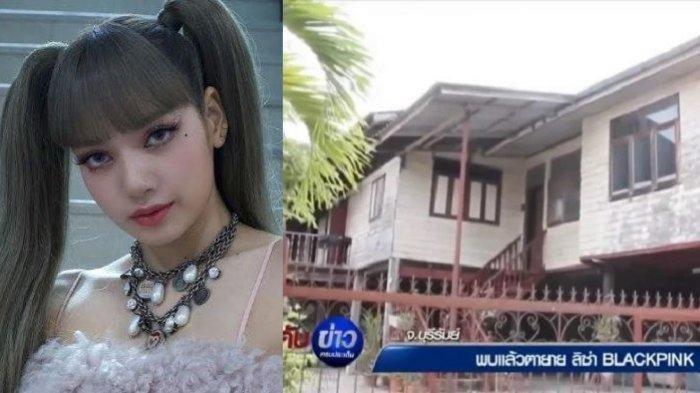 Jadi Superstar Lisa Blackpink Tetap Sederhana, Lihat Penampakan Rumahnya Kala Kecil di Thailand