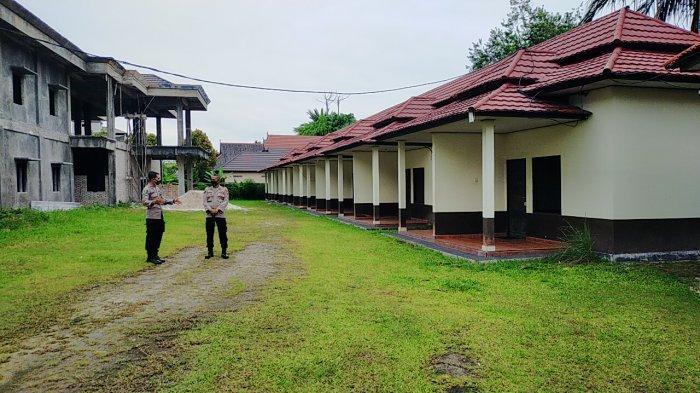 Pasien Covid-19 RS Bhayangkara Palangkaraya Bertambah, Rumah Sakit Darurat Difungsikan