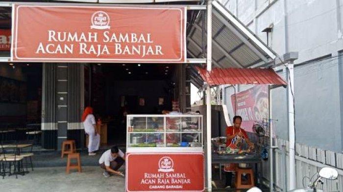 Rumah Sambal Acan Raja Banjar Buka Di Barabai Begini Respons Konsumen Banjarmasin Post