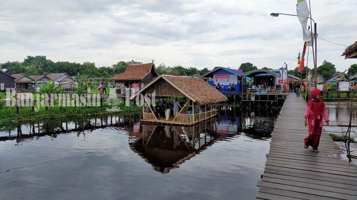 Wisata Alam Hingga Wisata Edukasi Ada di Desa Banyu Hirang Kabupaten HSU