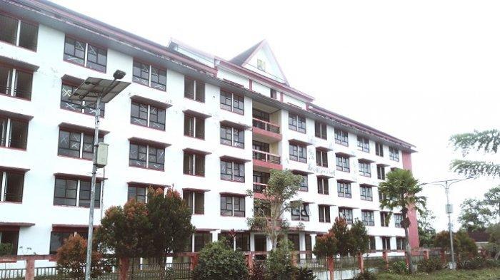 Belum Dilimpahkan ke Daerah, Rusunawa di Kabupaten Tanbu Belum Ditempati