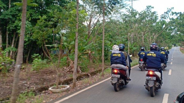 Rute perjalanan di setiap kota didominasi dengan jalanan yang bervariasi, mulai dari tanjakan, berliku, hingga kondisi jalan berbatu dan berpasir juga dijumpai.