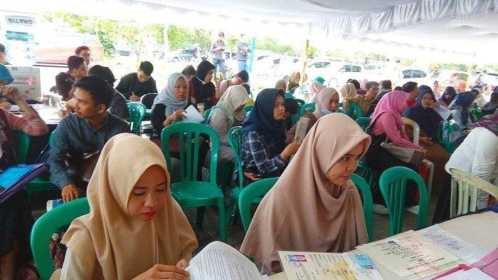 Calon Peserta CPNS untuk Kota Banjarbaru Bisa Daftar Ulang untuk SKB