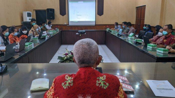 Seleksi CPNS Kalteng, Pemkab Kapuas  Gelar Pemetaan Kebutuhan